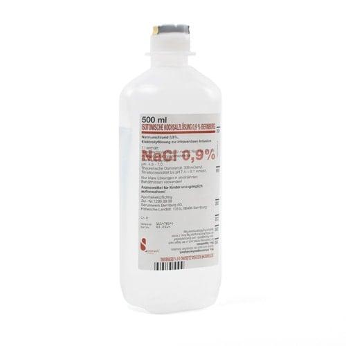 Isotonic Saline Solution