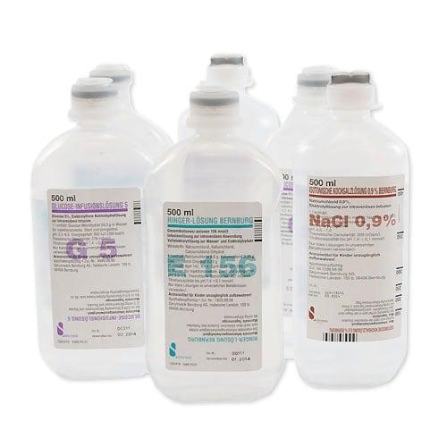 Glucose 5 Solution