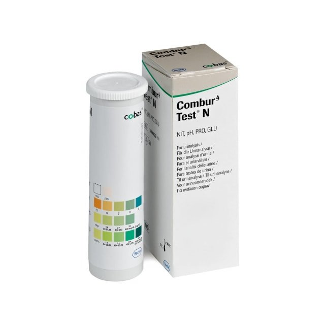 Combur 4 Test N, 50 Urinteststreifen
