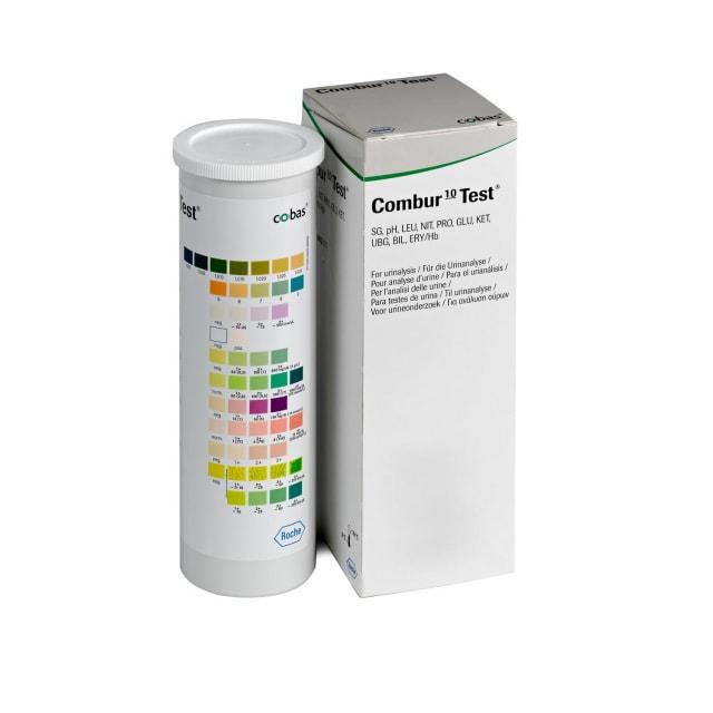 Combur 10 Test, 100 Urinteststreifen