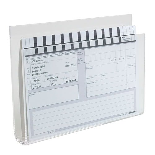 Card File Holder
