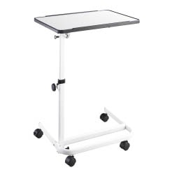 Multipurpose wheeled table