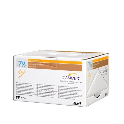 Gammex Non-Latex Accelerator-Free Sensitive