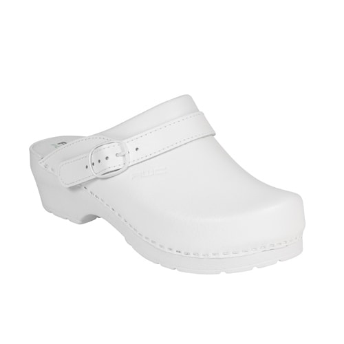 Clogs with Mid Heel 36