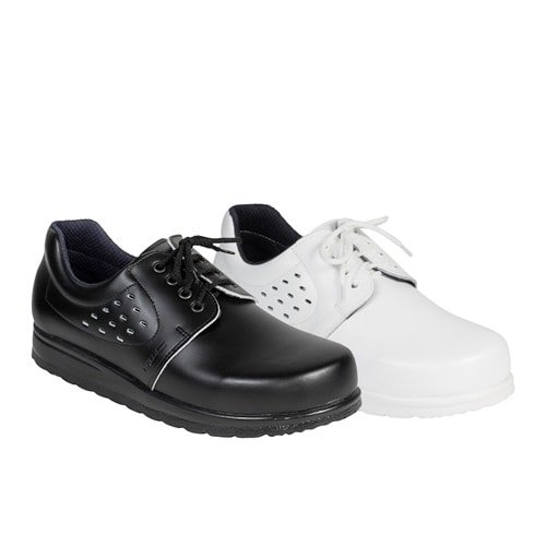 Unisex Lace-up Shoes white | 42