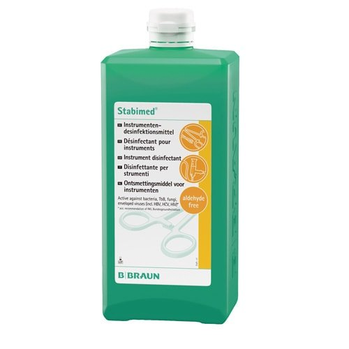 Stabimed Instrumentendesinfektion 1000ml (Flasche)
