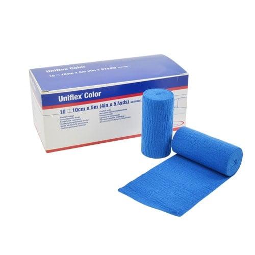 Uniflex color, universele zwachtel, lengte 5 m