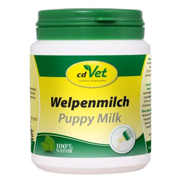 Welpenmilch
