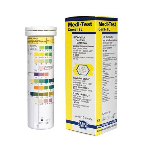 Medi-Test Combi 8L
