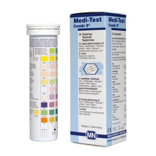 Medi-Test Combi 9