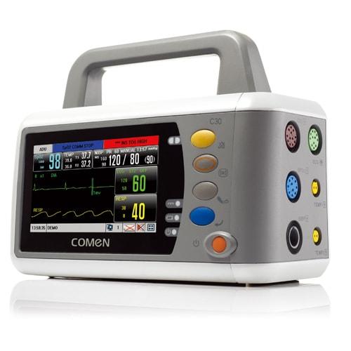 Bewakingsmonitor COMEN C30 Standaard SpO2-sensor