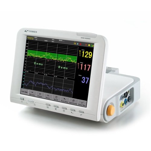 COMEN STAR 5000C Fetal and Observation Monitor