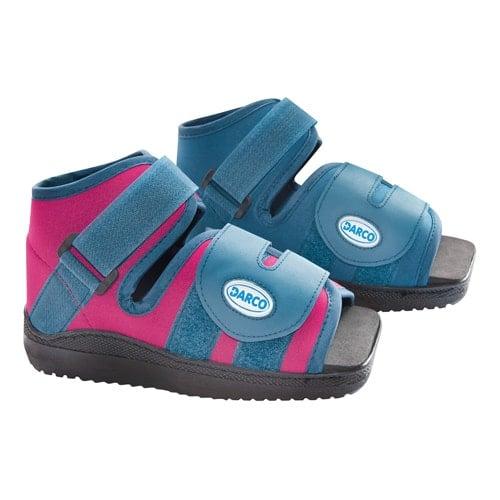 SlimLine Zapato pediátrico de enyesado para largos periodos