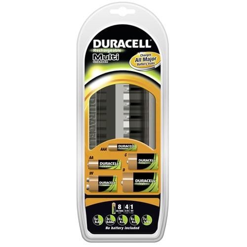 Duracell Universal-Ladegerät
