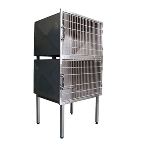 Stainless Steel Ward Kennel