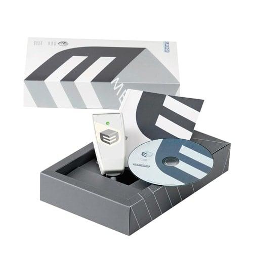 E-Memory voor E9 autoclaaf
