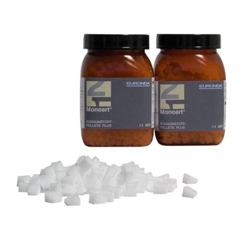 Monoart foam pellets