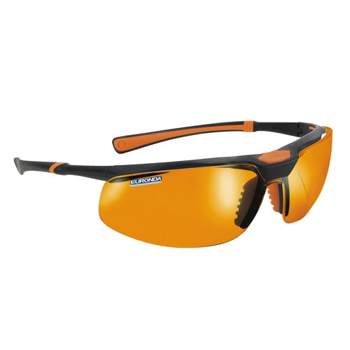 "Monoart ""Stretch Orange"" Protective Goggles"