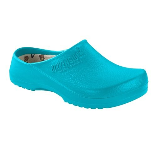 Colourful medical clogs