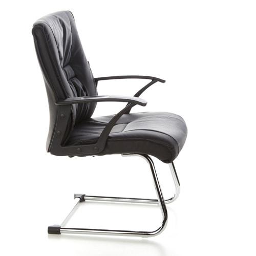 Freischwinger-Sessel