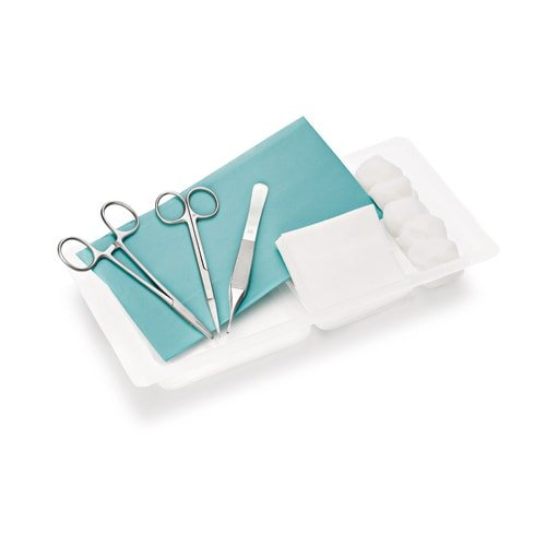 Foliodrape® CombiSet® Suture Set II