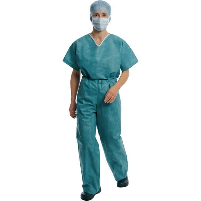Foliodress® suit surgical clothing