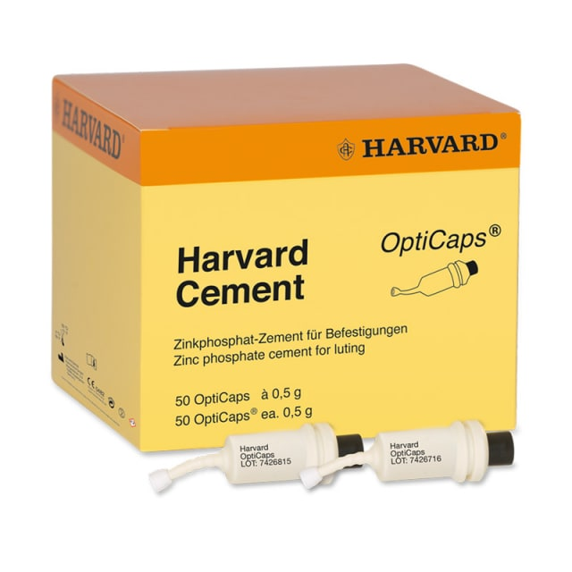 Harvard Cement OptiCaps