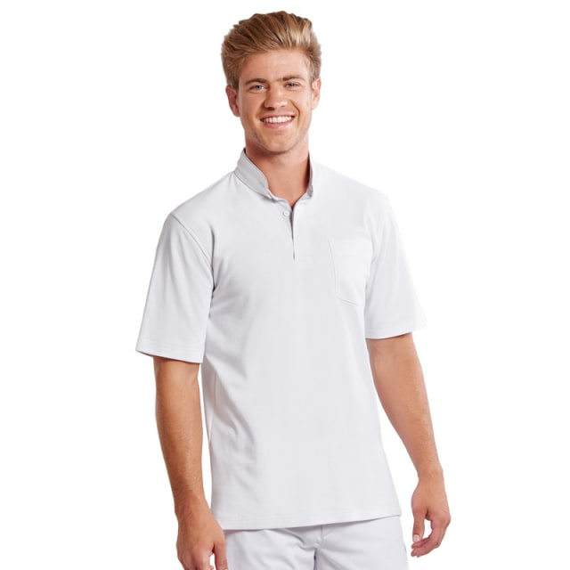 HIZA polo shirt