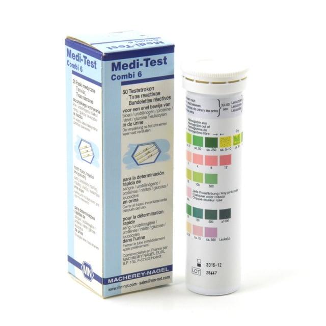 Medi-Test Combi 6