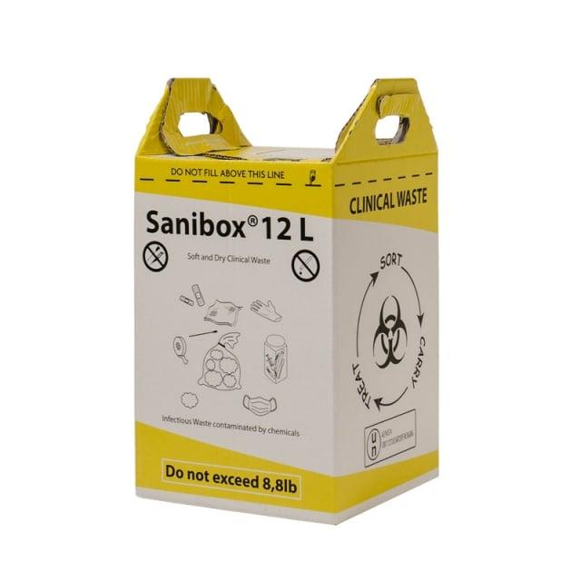 «Sanibox» Clinical Waste Box