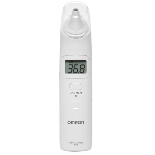 Omron Gentle Temp 520
