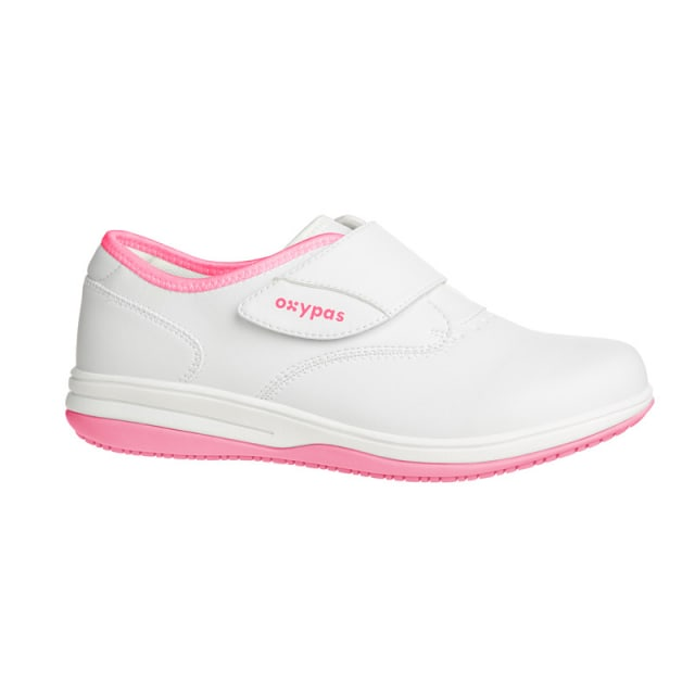 Oxypas Velcro Shoes fuchsia | 36