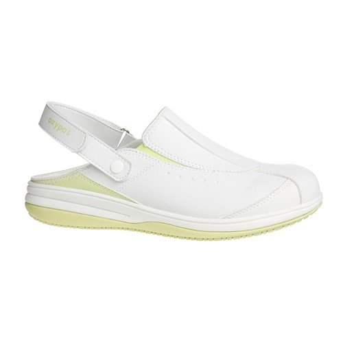 «Iris» Hospital Shoes lime | 36 (3.5)