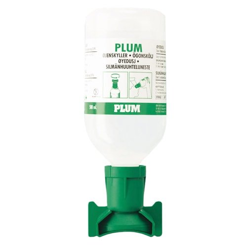 PLUM, Eye Rinsing Station, 500 ml