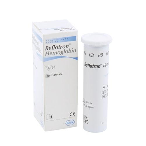 Reflotron Hämoglobin-Teststreifen