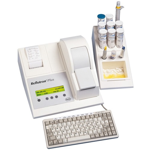 Reflotron Plus Bloedanalyse-apparaat