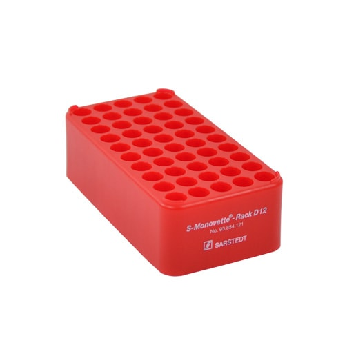 Monovetten-Rack