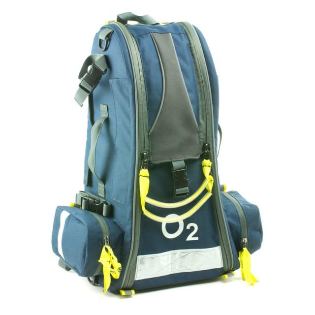 Zaino d'emergenza per ossigeno «Brügge»