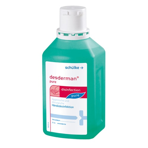 Desderman Pure, Hand Sanitizer
