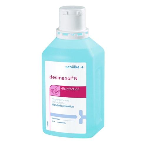 desmanol N, Händedesinfektion 500 ml