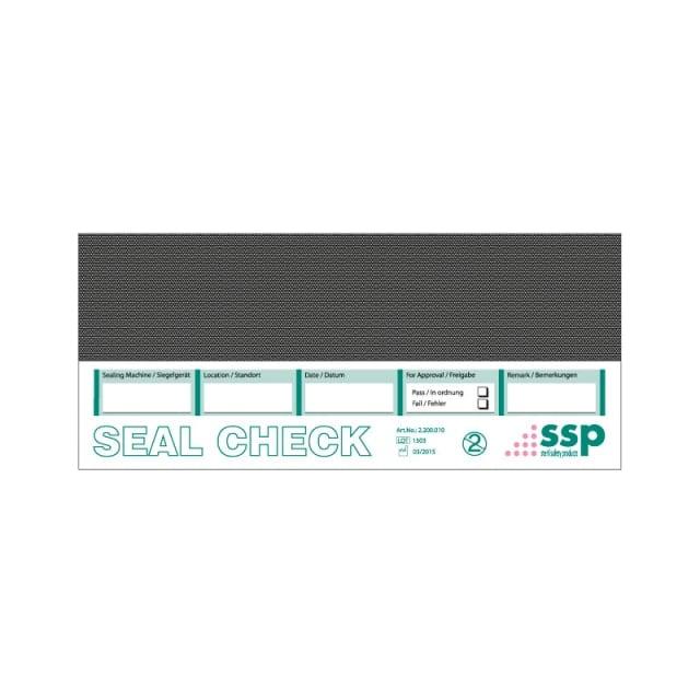 Sistema Seal Check