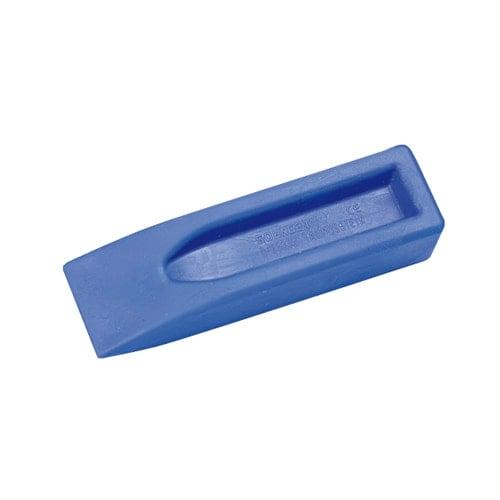 Beißkeil aus Kunststoff, blau