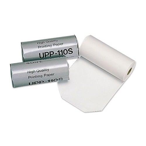 Sony UPP-110S, papier do videorpintera