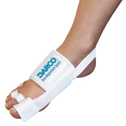 Férula para juanete dedo del pie de DARCO TAS