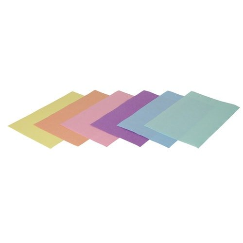 Tray paper, coloured