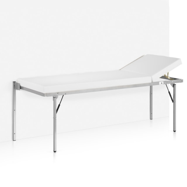 Wall Mounted Folding Examination Table