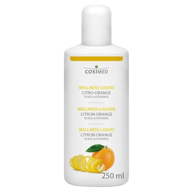 Wellness-Liquid, Citro-Orange