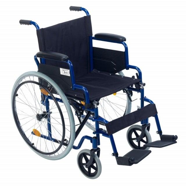 Vouwrolstoel voor patiëntenvervoer