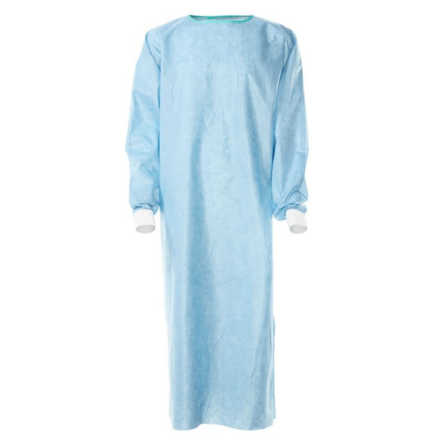 Foliodress Gown Protect Standard - steriler OP-Mantel für den Einmalgebrauch