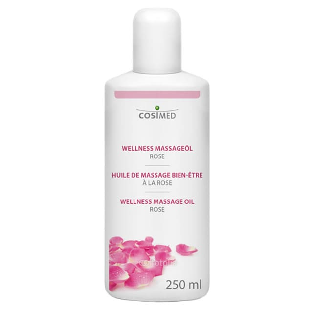 Wellness Massage Oil «Rose»